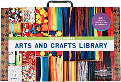 Arts and Crafts Library 1