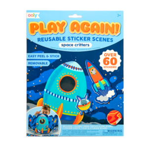 Play Again! Space Critters