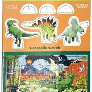 Pop Out and Play - Dinosaurs