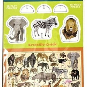 Pop Out and Play - Wild Animals