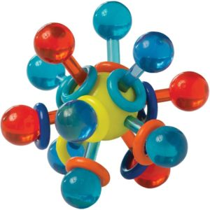 Transparent Atom Teether