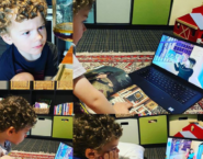 Virtual Learning & Story Time
