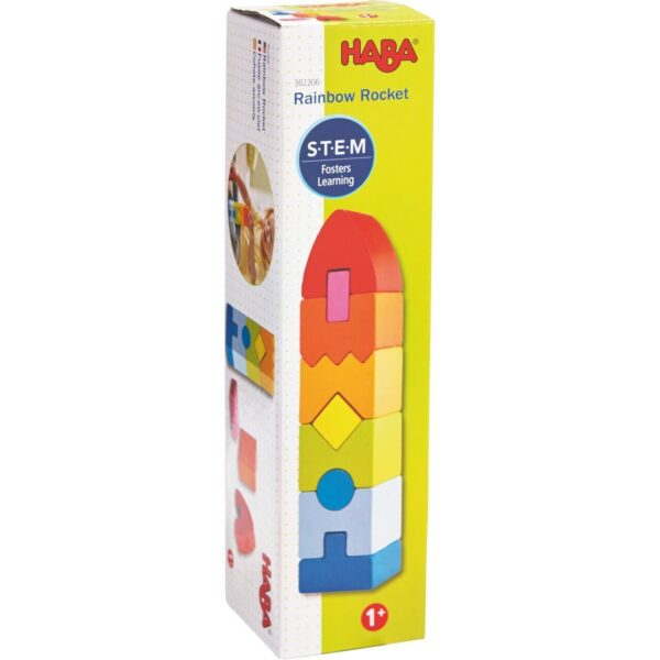 HABA Rainbow Rocket