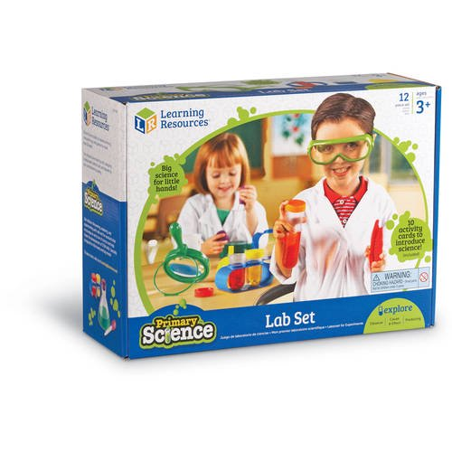 Learning Resources Lab Set