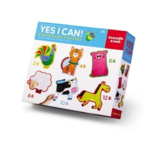 Yes, I Can! Puzzle Barn